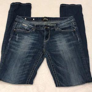 Rerock for Express Skinny Jean